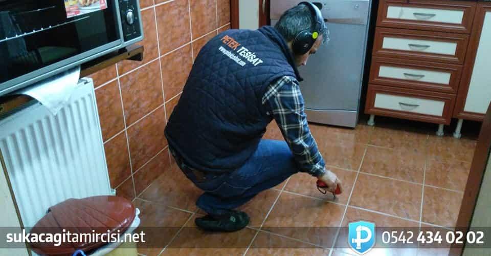 Şişli Cihazla Su Sızıntısı Bulma Tamiri ve Tıkanıklık Açma